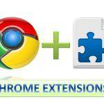 Extensiones de Google Chrome útiles