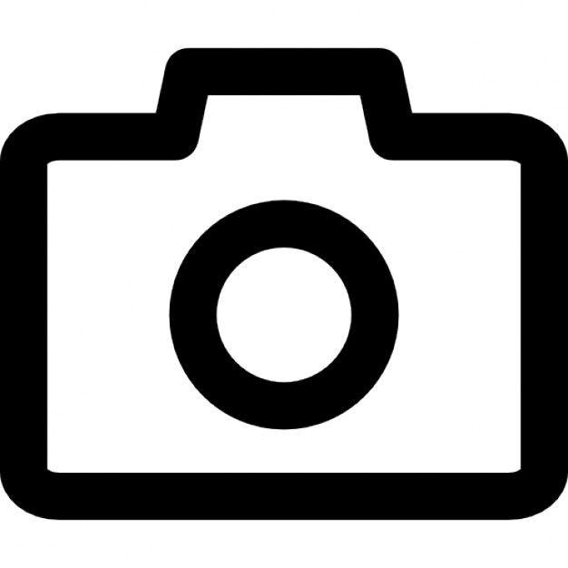 contorno-camara-digital_318-32610