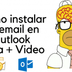 Como configurar el correo en outlook – Guia completa + Video tutorial